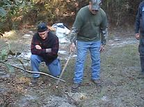 Bob Moral teaching dead-fall trapping