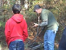 Bob Moral teaching trapping